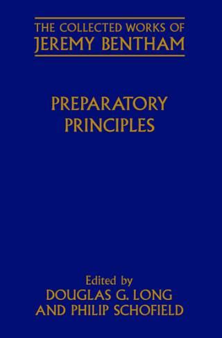 Preparatory Principles