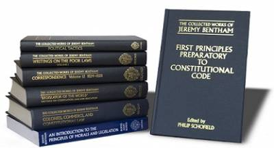 Collected Works of Jeremy Bentham