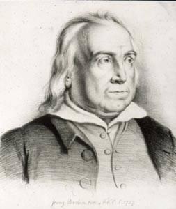 Bentham in 1827