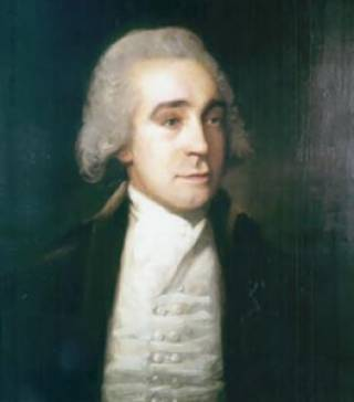 Bentham in 1790