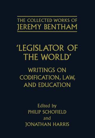 Legislator of the World