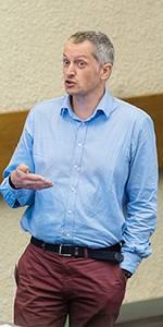 Professor Dan Bracewell