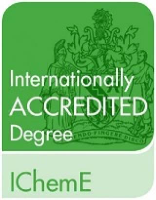 IChemE accreditation logo