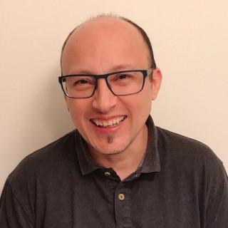 Photograph of Hernan Burbano
