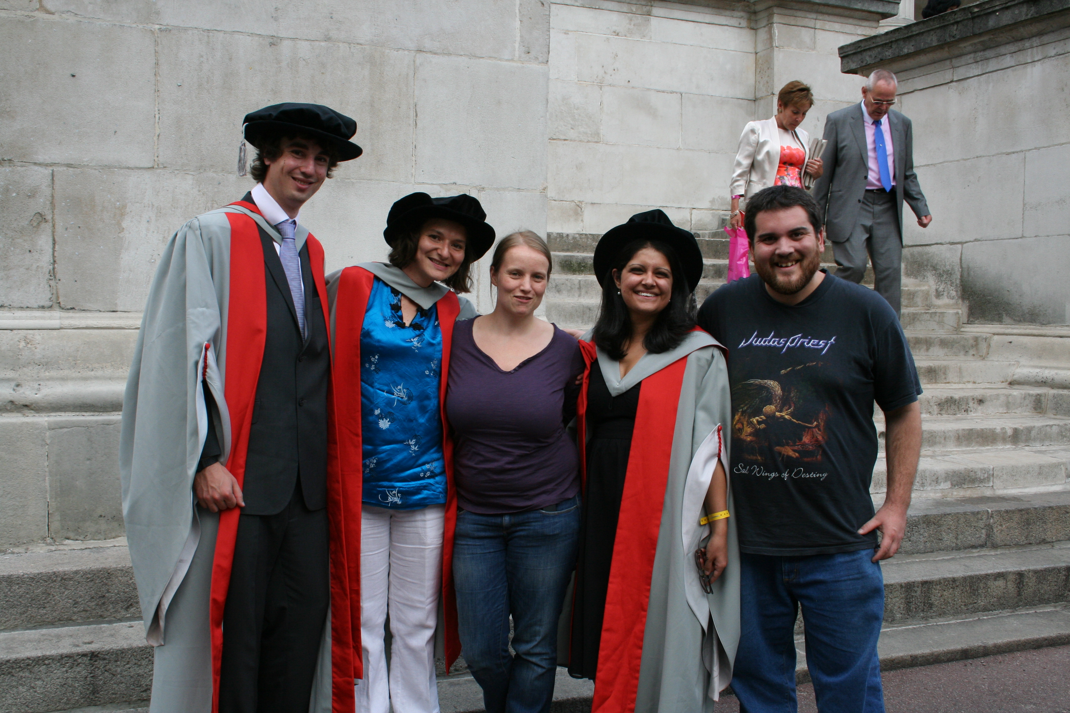 GEE Phd Graduation Ceremony 2013 UCL
