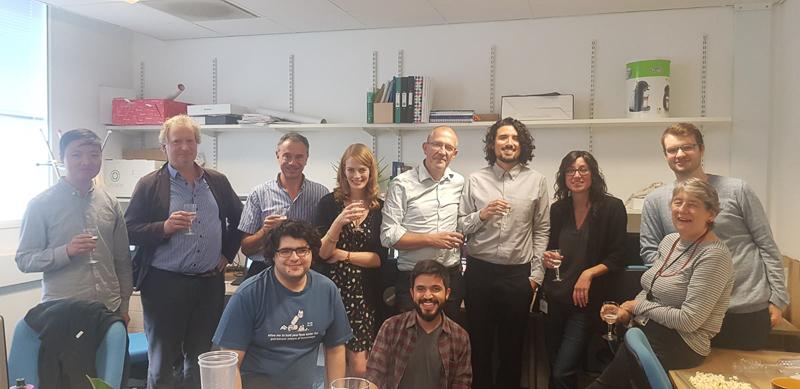 UCL Genetics Institute Team
