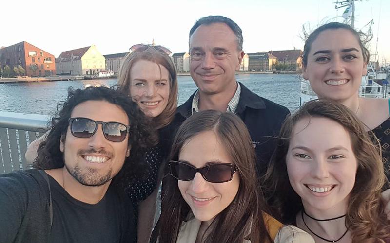 team of UCL Genetics Institute