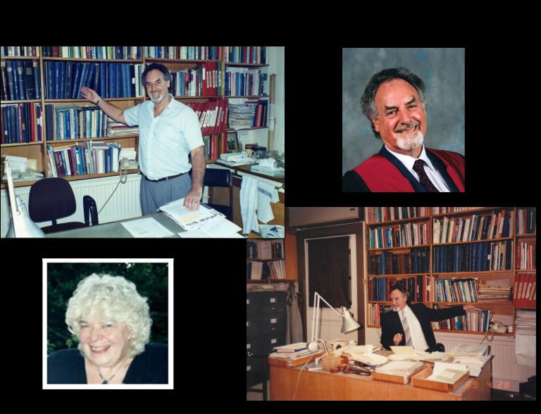 Professor Geoffrey Burnstock