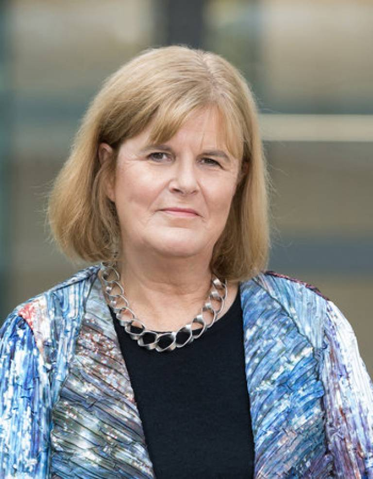 Photo of Prof Linda Partridge