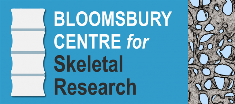 The Bloomsbury Centre for Skeletal Research
