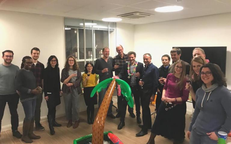 UCL Genetics Institute Team Photo