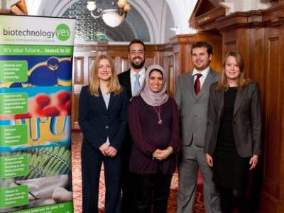 Instant Diagnostics at the Biotechnology YES competition