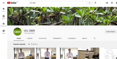 cber on youtube