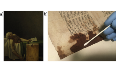 metagenomic_analysis_of_a_blood_stain_from_the_french_revolutionary_jean-paul_marat