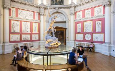 The UCL Flaxman Gallery