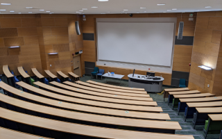 Darwin Building Lecture Hall