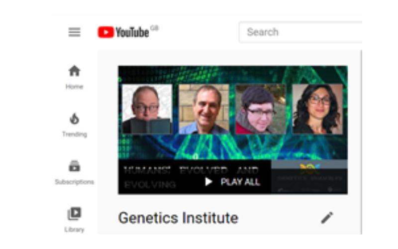 UGI on Youtube Screen Grab