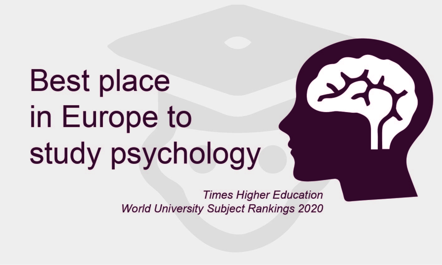 Best place in Europe to study psychology
