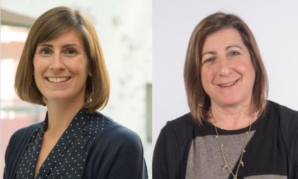 Dr Briony Hudson and Dr Caroline Shulman