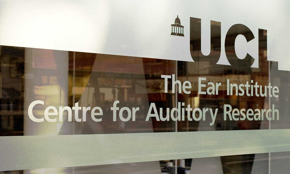 The UCL Ear Institute