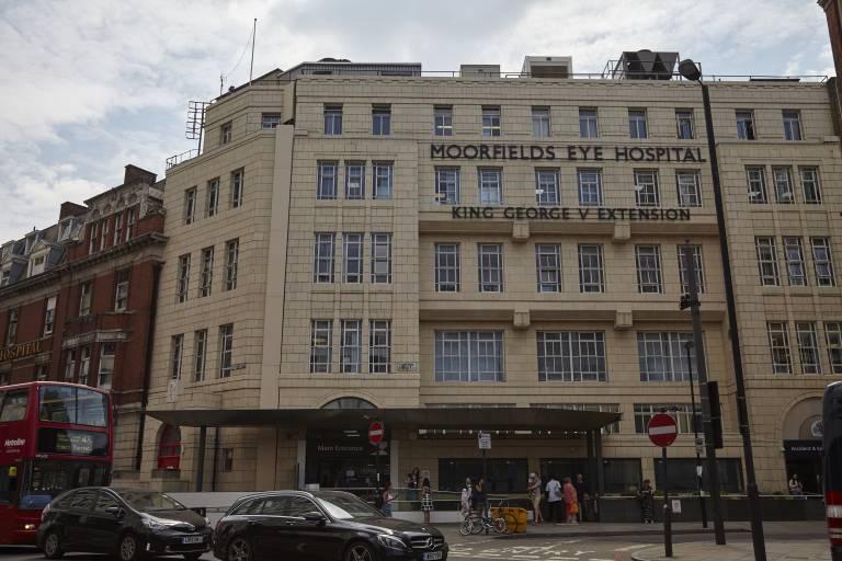 Moorfields Building
