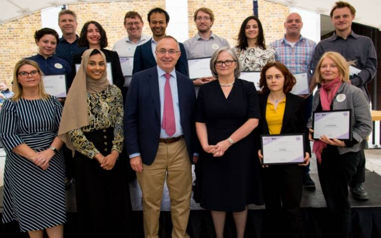 UCL Education Awards 2019