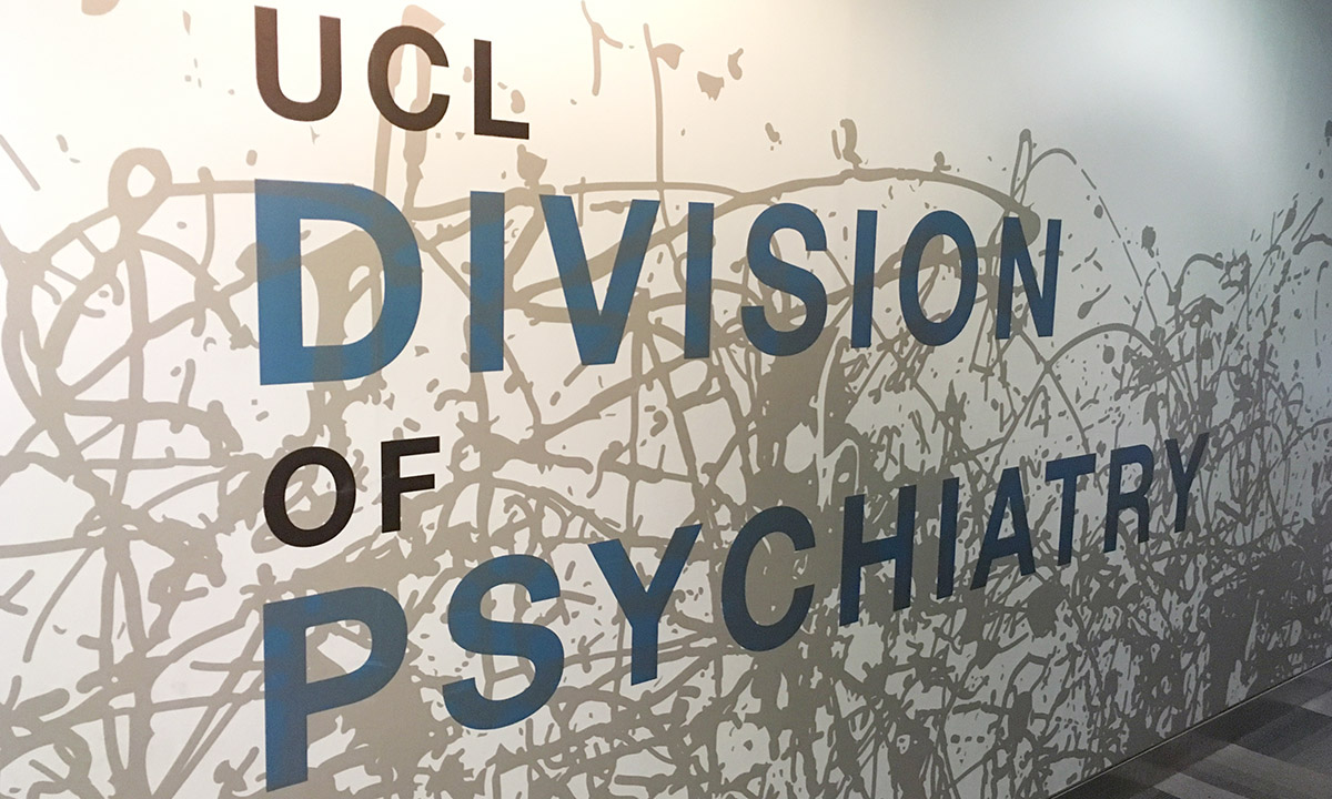 UCL Division of Psychiarty