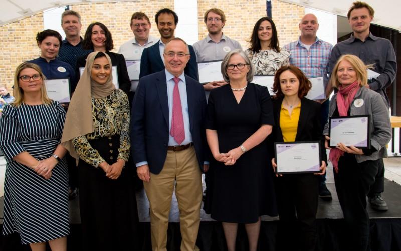 UCL Education Awards 2019