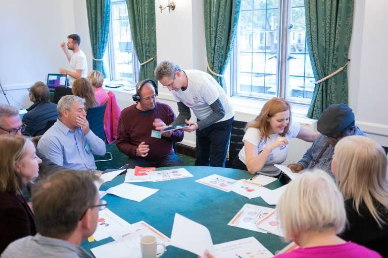 Wellcome Trust workshop