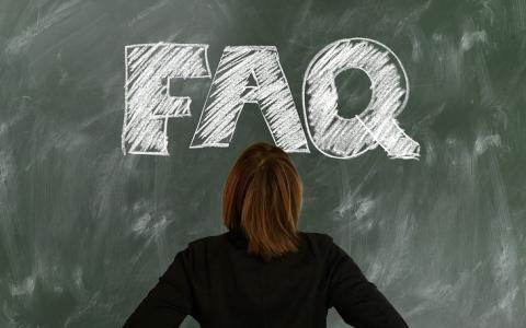 FAQ board