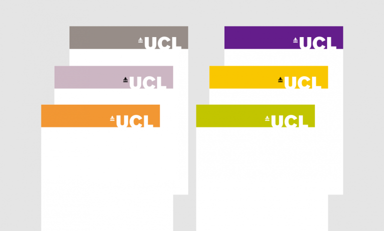 Templates | Communications & Marketing - UCL - London's Global