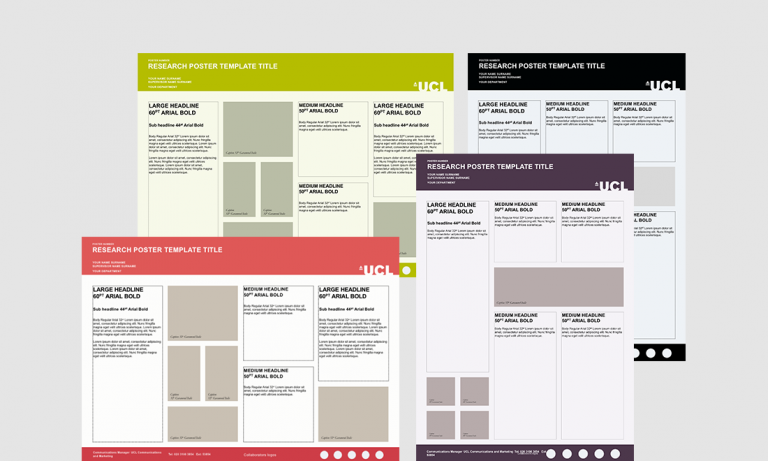 poster templates for powerpoint