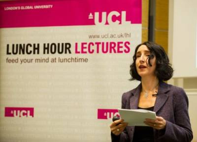 Lunch Hour Lectures…