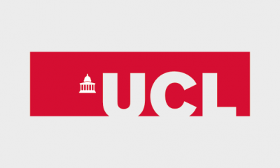 UCL logo bright red example