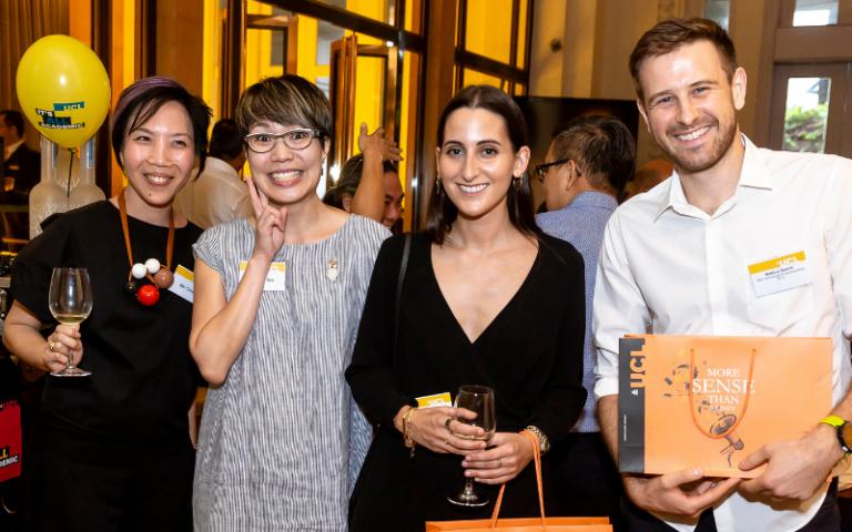 UCL Singapore Alumni Reception 2019
