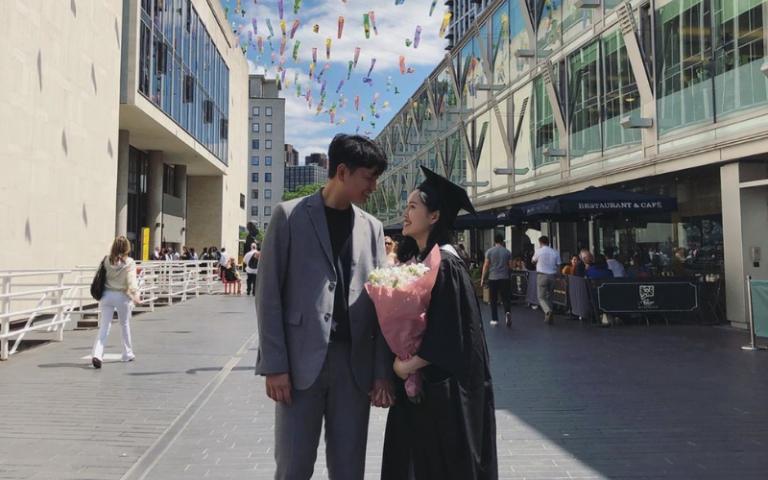 UCL Graduation 2019