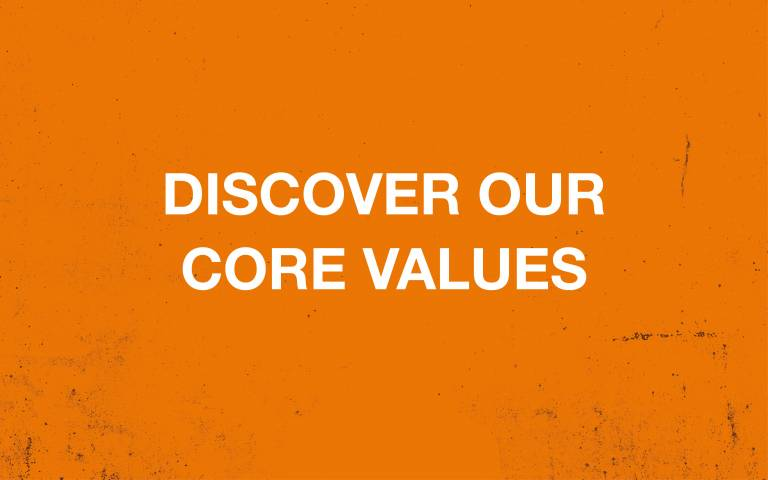 Discover Our Core Values