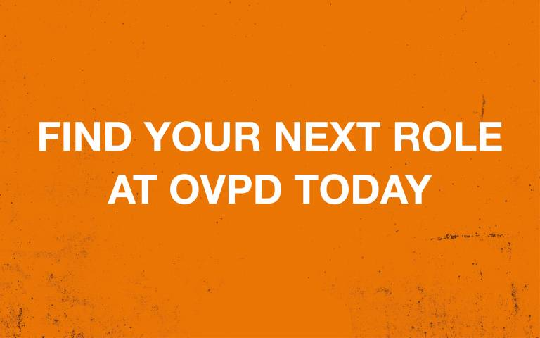 Find your next role at OVPD