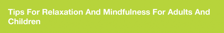 mindfulness sessions for kids