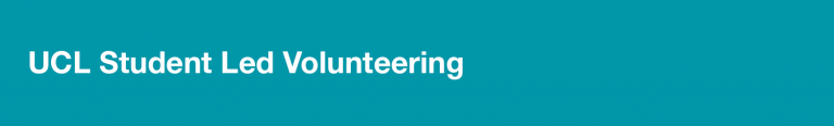 ucl student led volunteering