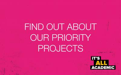 Find Out About Priority Projects