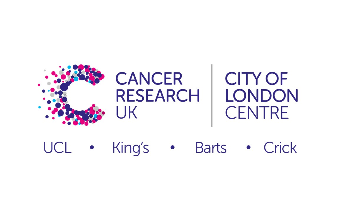 CRUK City of Centre logo