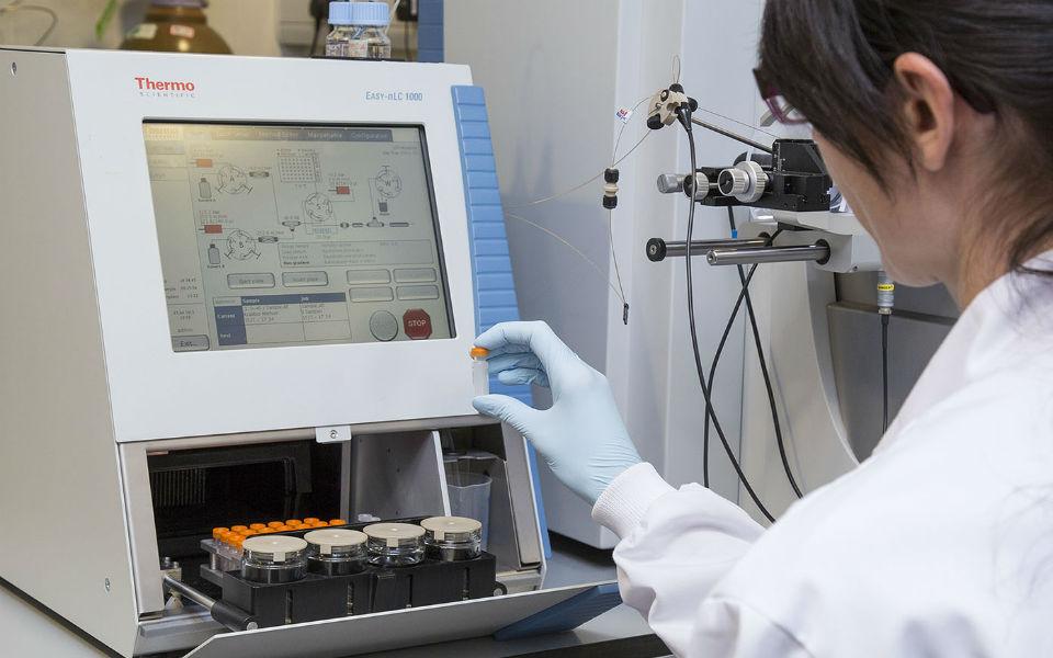 Proteomics Research Core Facility