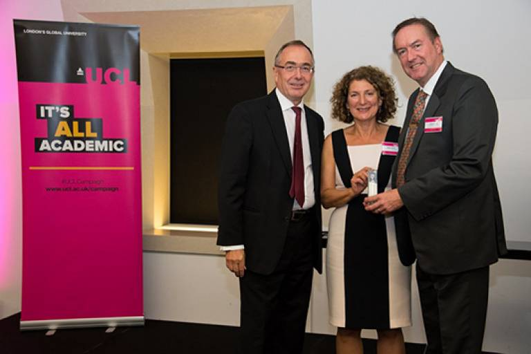Tom Prince Foundation at UCL Circle of benefactors