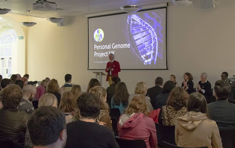 PGP UK launch event