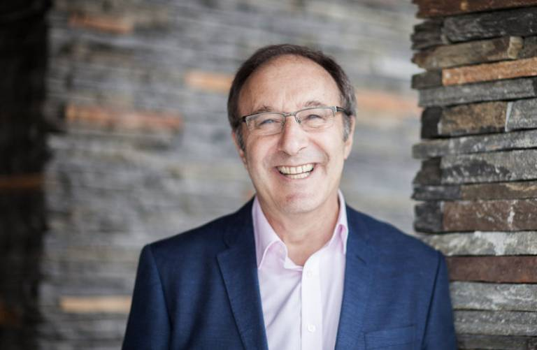 Professor Jonathan Ledermann