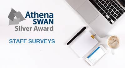 Athena SWAN staff surveys…