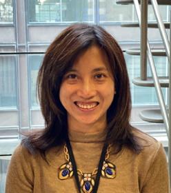 Dr Lydia Lee