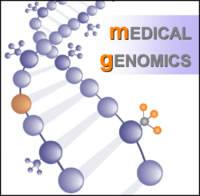 Medical Genomics logo…