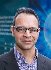 Professor Ricky Sharma…